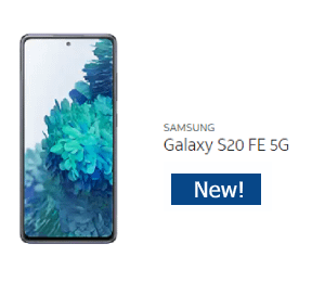 Samsung Galaxy S20 Fan Edition 5G